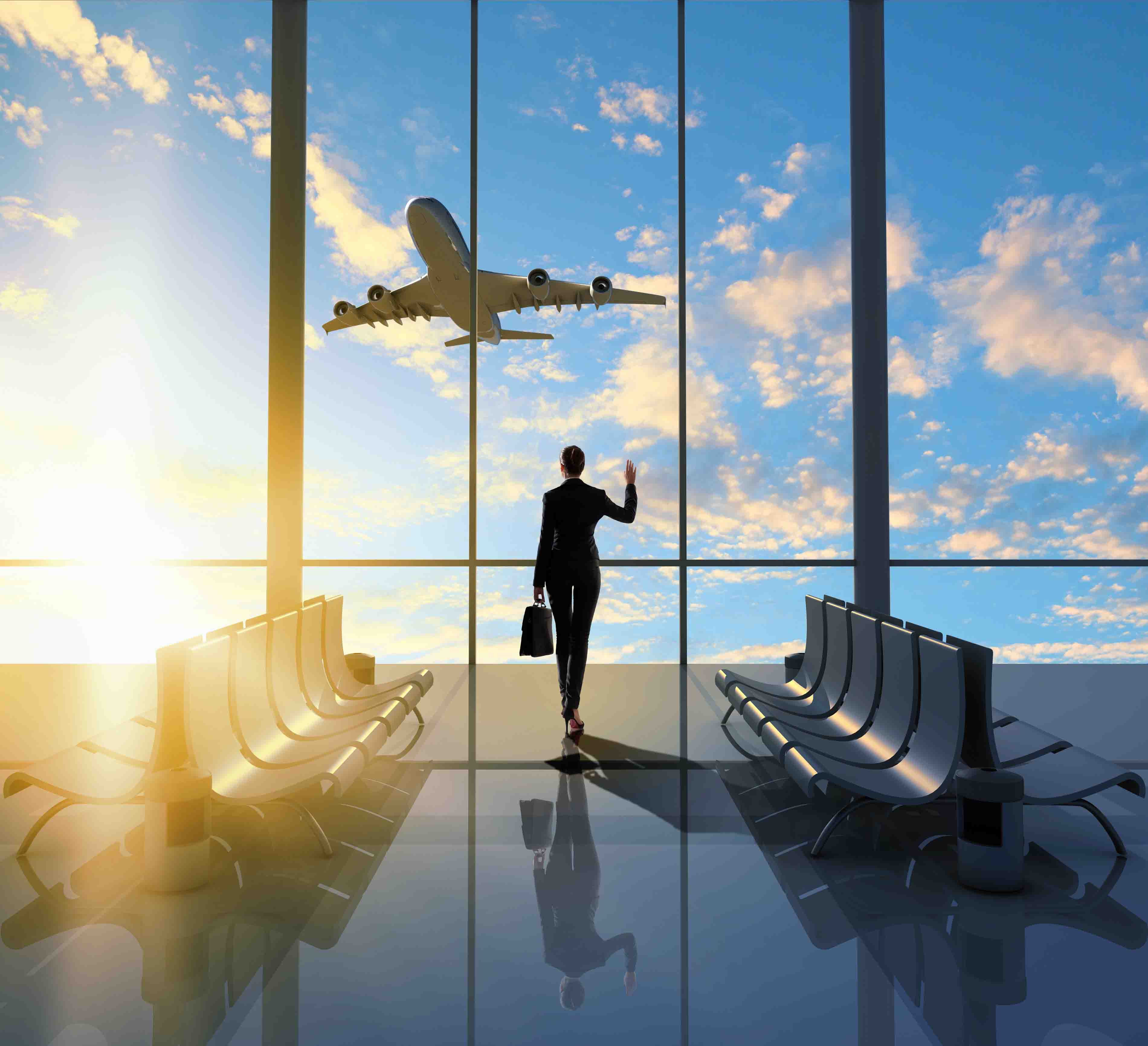 Corporate Traveller: tips for controlling stress
