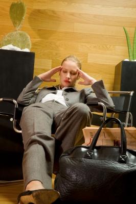 Female CorporateTravellers suffer more stress