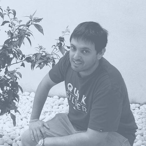 Javier Arqués Headshot