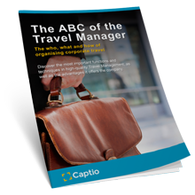 The ABC of the travel manager
