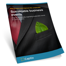Sustainable business events - eBooks