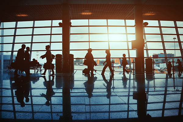 Companies can claim compensation for flight delays on behalf of their employees
