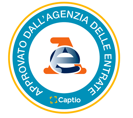 Captio, the first expense management platform to receive a favourable opinion from the Italian Tax Agency